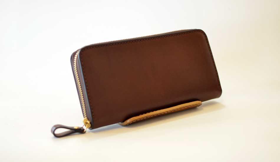 ラウンドファスナー財布 (F1)
