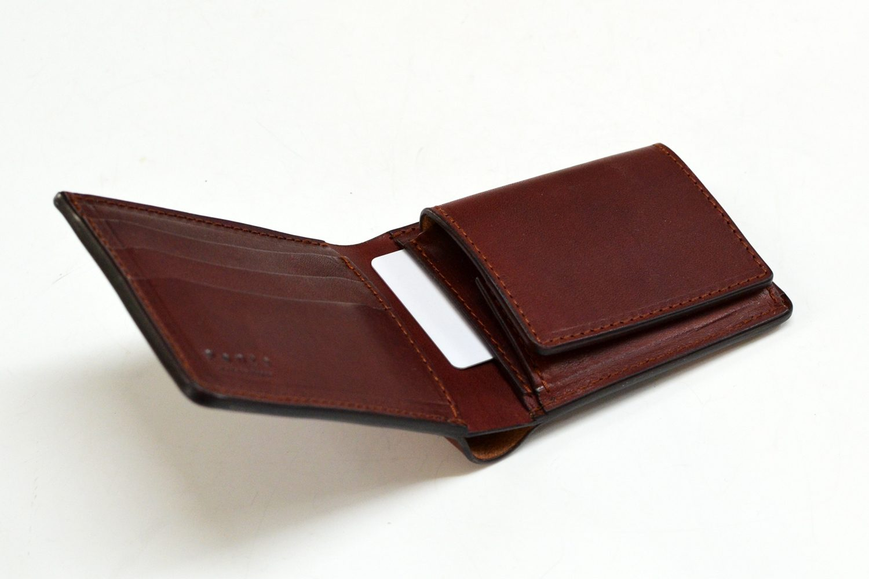二つ折りBOX財布(S3)