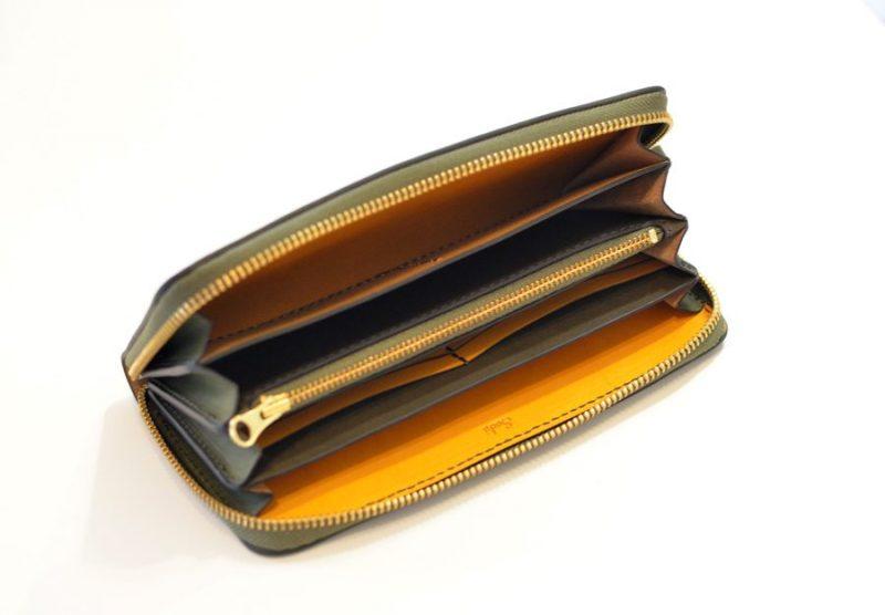 セミオーダー 革財布