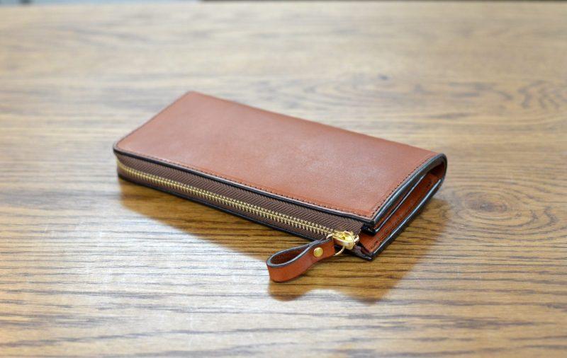 L字ロング財布