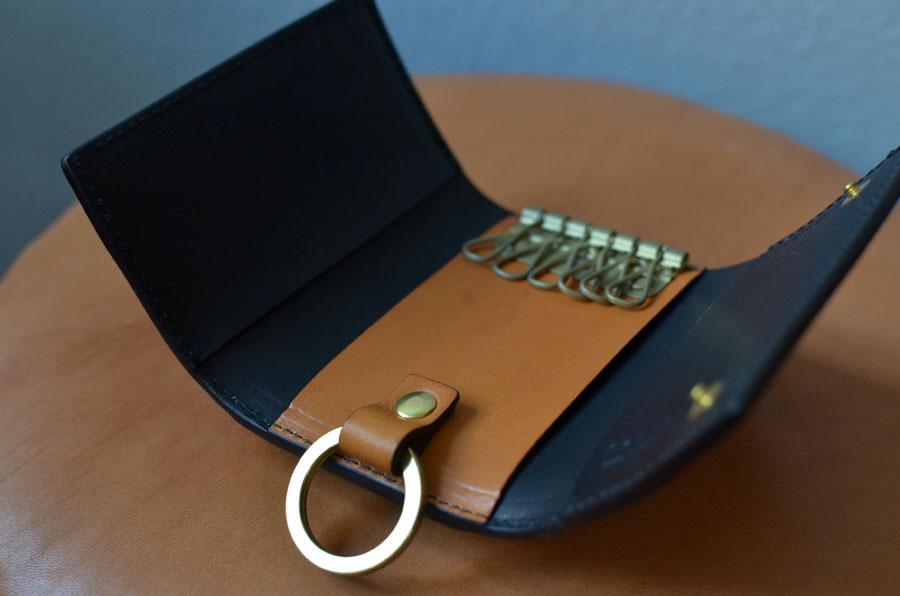 オーダーメイド 革製品 財布 キーケース Ponte