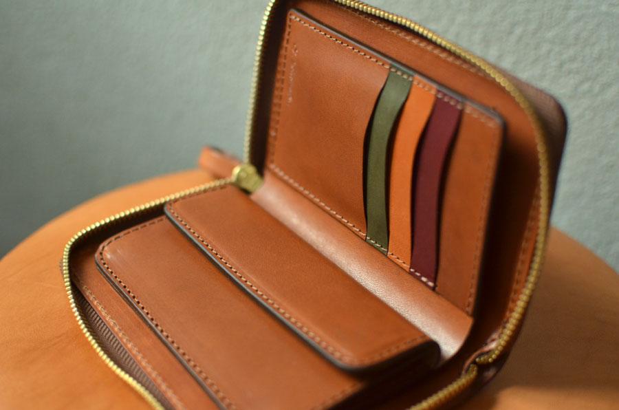 オーダーメイド 革製品 財布 オーダーメイドPonte