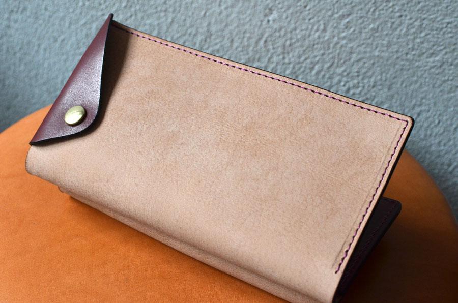 財布型スマホケース