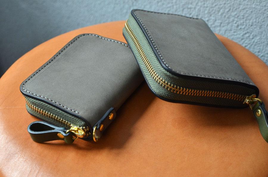 ファスナーミニ財布 ファスナーコインケース