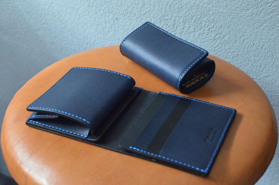 ミニ財布 4連キーケース セミオーダーメイド