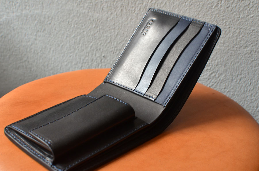 二つ折り財布 セミオーダーメイド