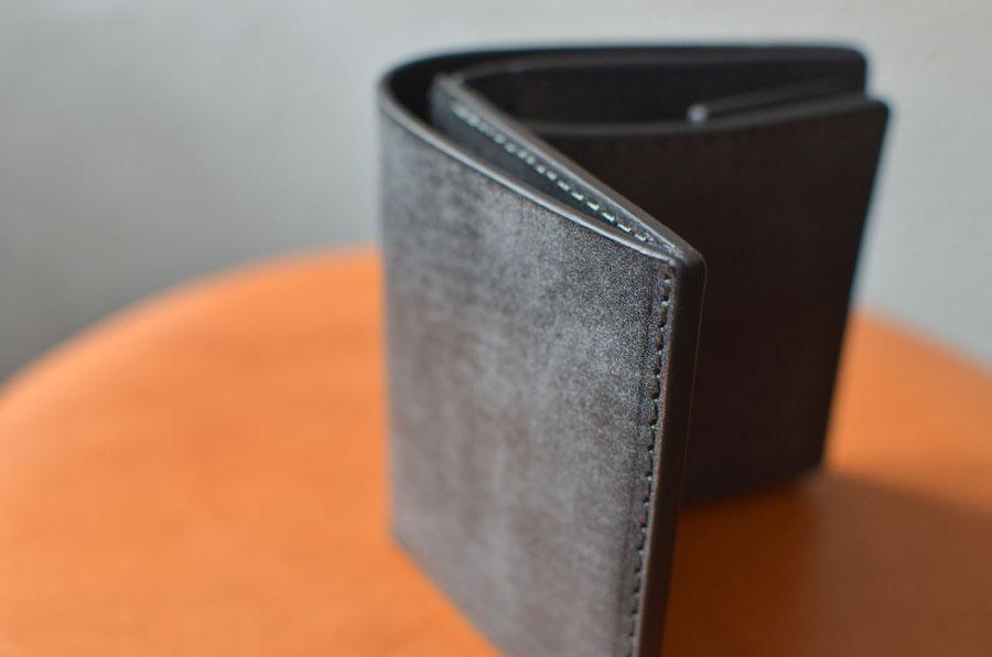 ミニ財布 黒