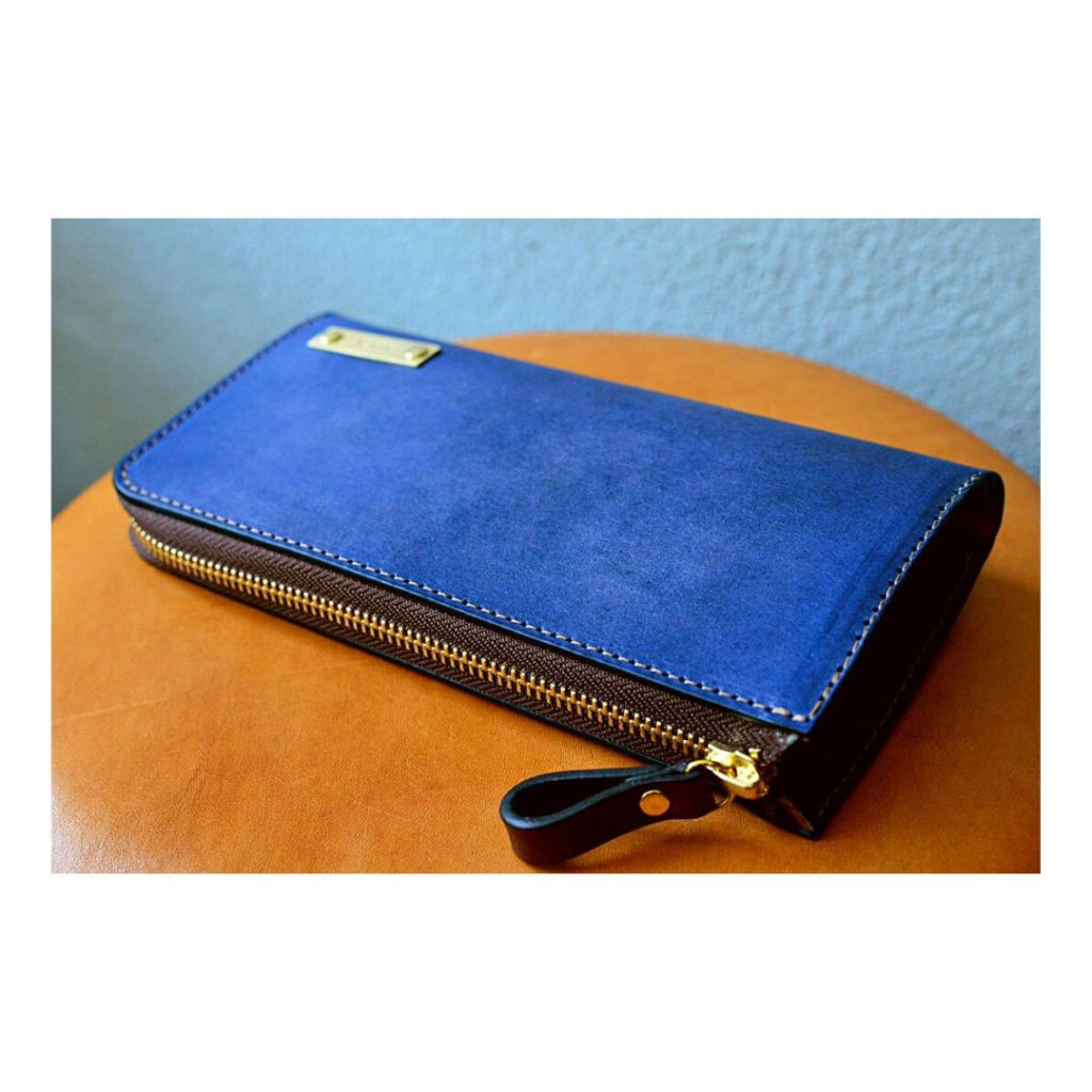オーダーメイドで作るペア財布